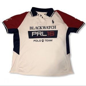 Polo Ralph Lauren BlackWatch Performance Polo XXL